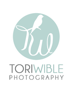 Tori Wible Photography Blog logo